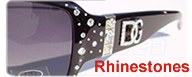 rhinestones sunglasses