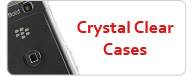 CRYSTAL CLEAR CELL PHONE CASES