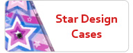 STAR DESIGN CELL PHONE CASES