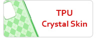 TPU CRYSTAL CELL PHONE CASES